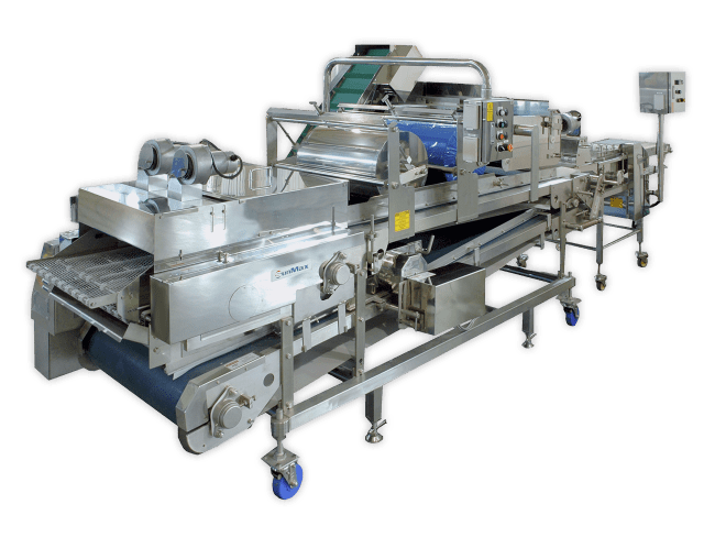 SunMaxの食品加工機械