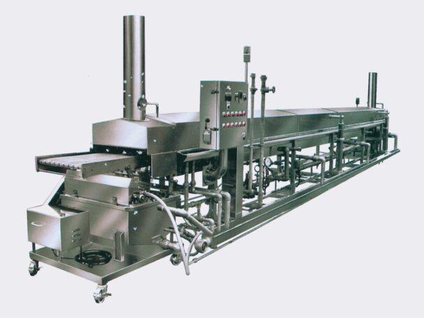 自动连续式蒸煮机