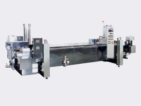燃气加热式油炸机/ SM-FW600-5000DHN