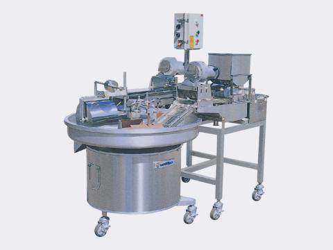 转盘式小型上面包糠机/SM-BBC-1000N