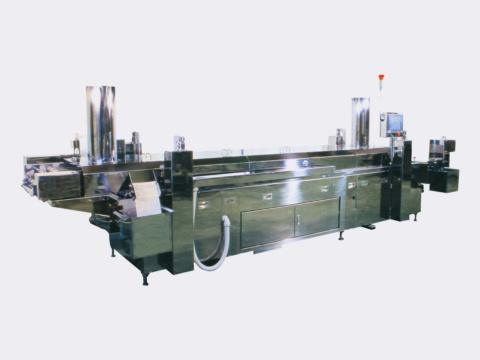 电加热式油炸机/ SM-FW600-5000ES
