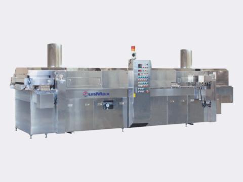 蒸汽加热式油炸机/ SM-FW600-5000HX