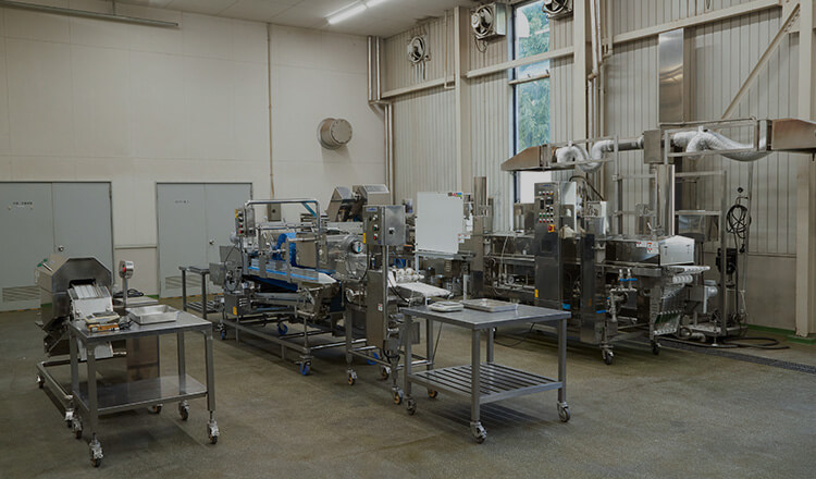 Lab and Testing Room