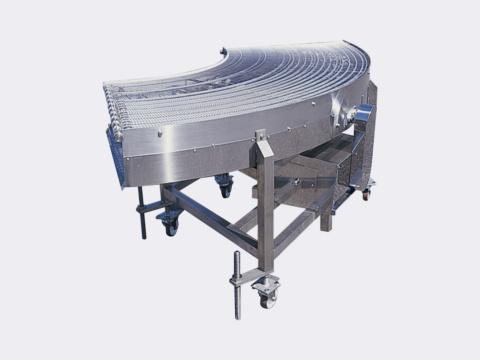 SM-NCC Curved Net Conveyor