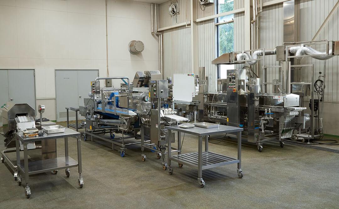 食品加工機械を安心してご導入いただくために1